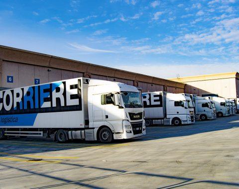 il corriere trasporti camion