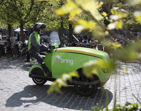 green transports