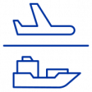 sea and air icon