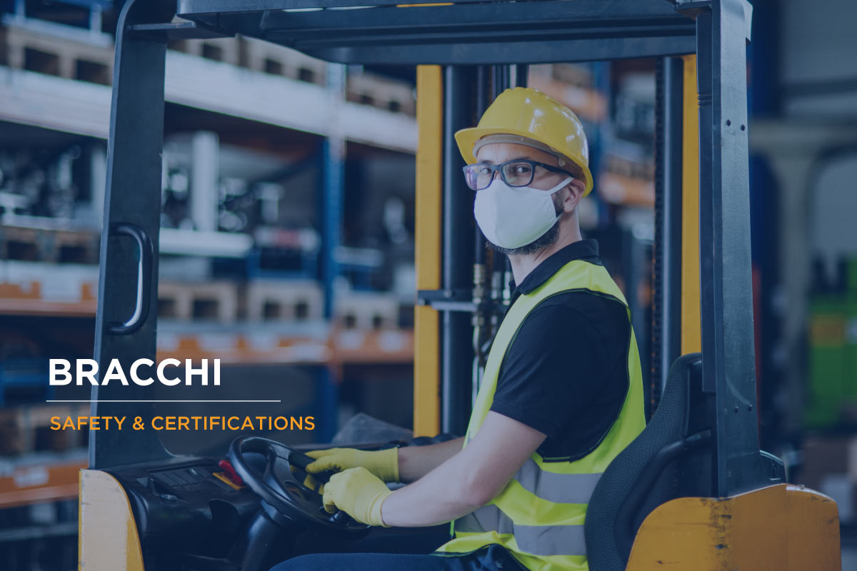 logistics safety and certifications