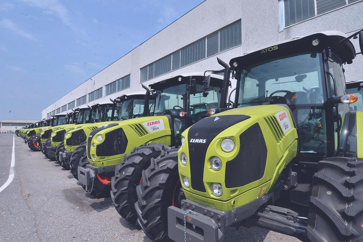 logistica settore agricolo