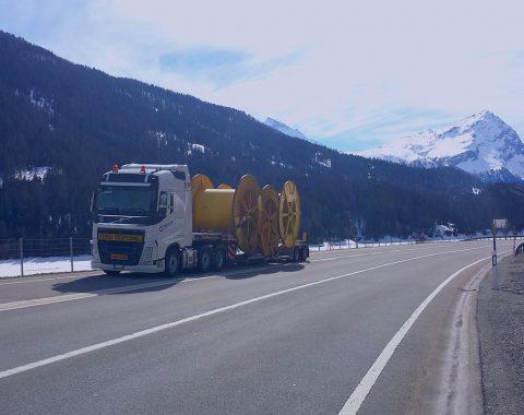 trasporti eccezionali settore industriale