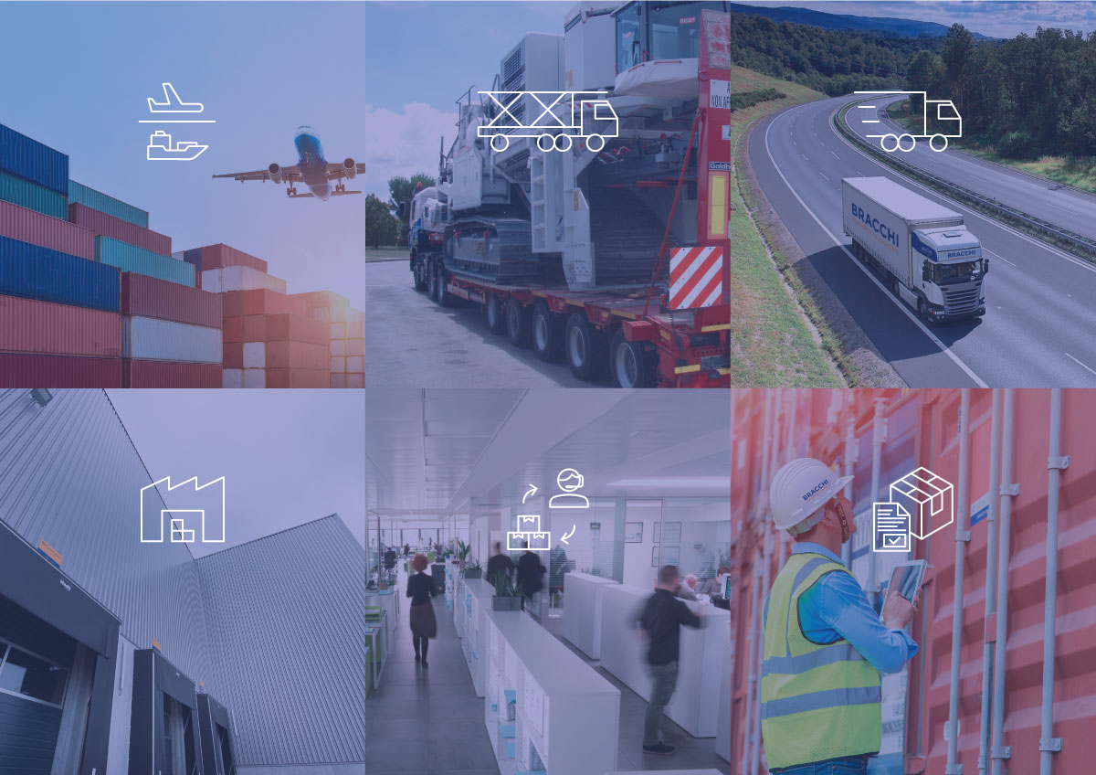 bracchi transport and logistics