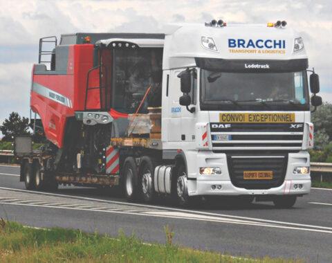 foto camion trasporto eccezionale agricolo